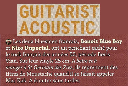GuitaristAcoutic