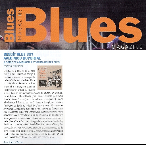 Blues Mag Avril 172