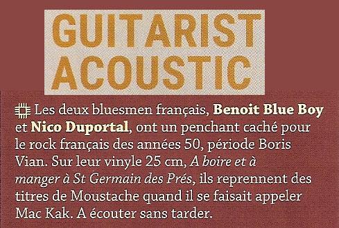 GuitaristAcoutic